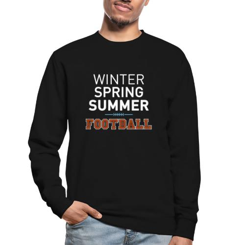 4 Seasons - American Football - Unisex Pullover