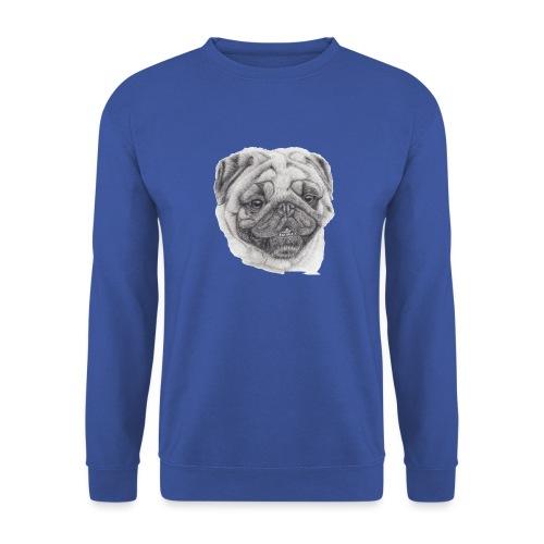 Pug mops 2 - Herre sweater