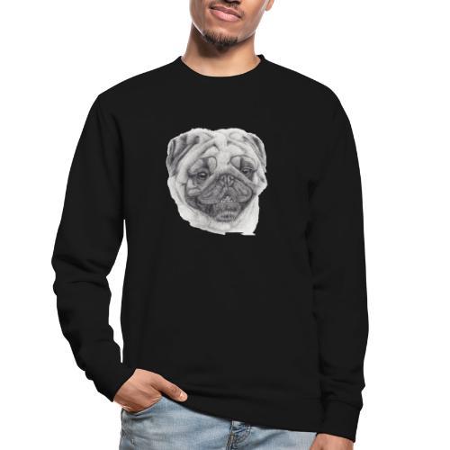 Pug mops 2 - Unisex sweater