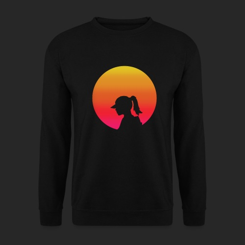 Gradient Girl - Unisex Sweatshirt