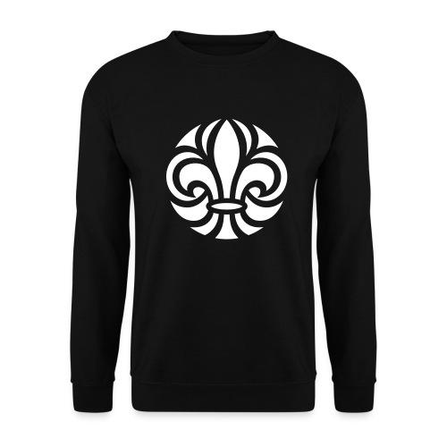 Scouterna-symbol_white - Unisextröja
