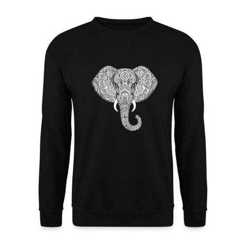 Elephant - Sweat-shirt Homme