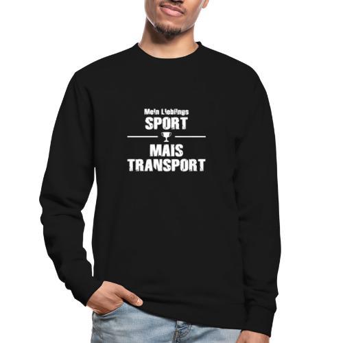 maistransport w - Unisex Pullover