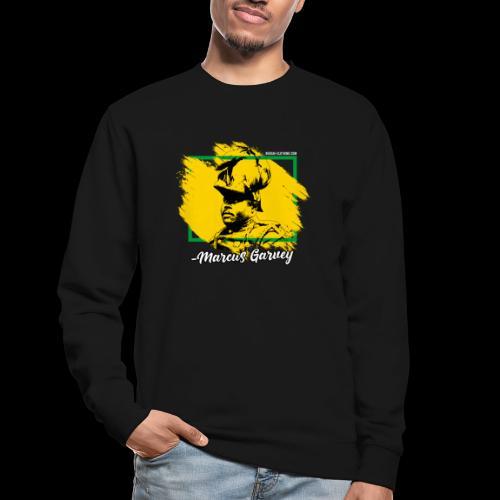 MARCUS GARVEY by Reggae-Clothing.com - Unisex Pullover