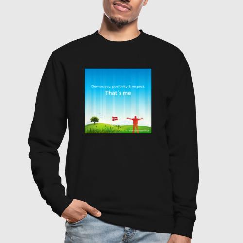 Rolling hills tshirt - Unisex sweater