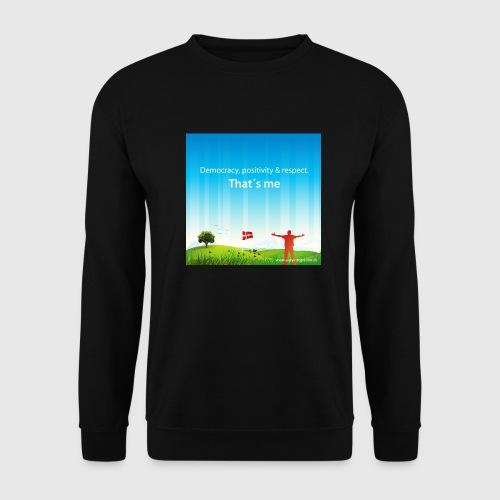 Rolling hills tshirt - Herre sweater