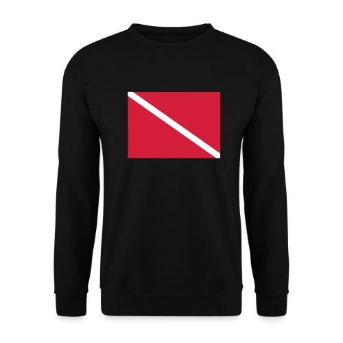 Diver Flag - Unisex Sweatshirt