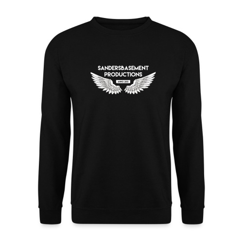T SHIRT logo wit png png - Unisex sweater