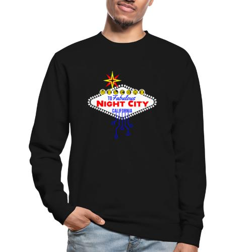Welcome to fabulous Night City Cyber Punk 2077 - Unisex Pullover