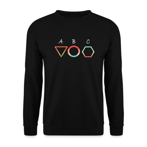 Abc t shirt - Unisextröja