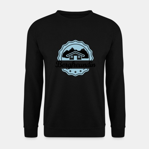 Bergfreundin - Unisex Pullover
