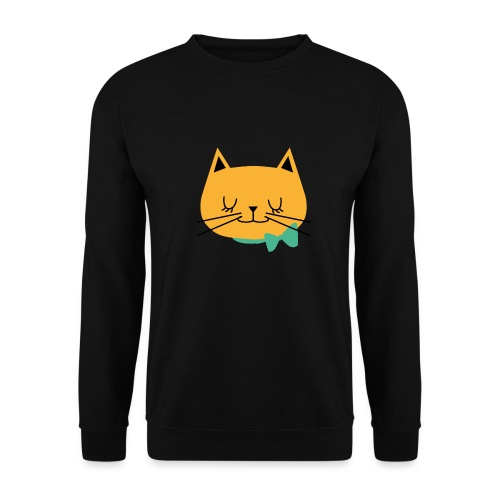 cat - Sweat-shirt Unisex
