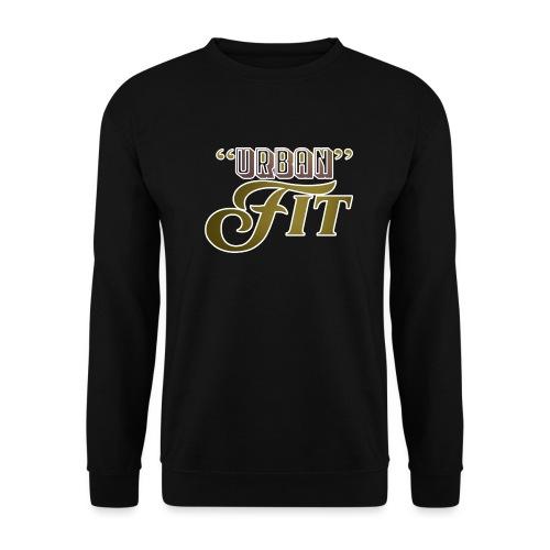 Urban Fit Logo - Unisex Sweatshirt