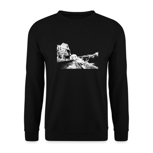 J'aime Mouleydier - Pont F - Sweat-shirt Unisex