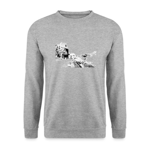J'aime Mouleydier - Pont F - Sweat-shirt Unisex