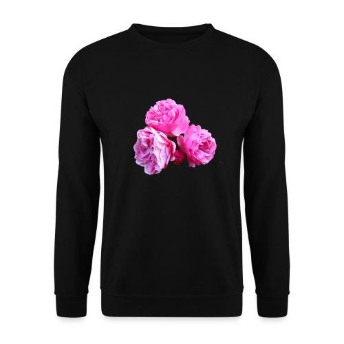 Rose rosa rot Sommer - Männer Pullover