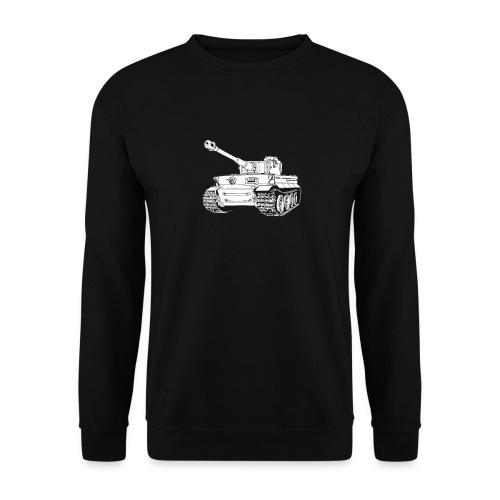 Tank Tiger - Felpa unisex