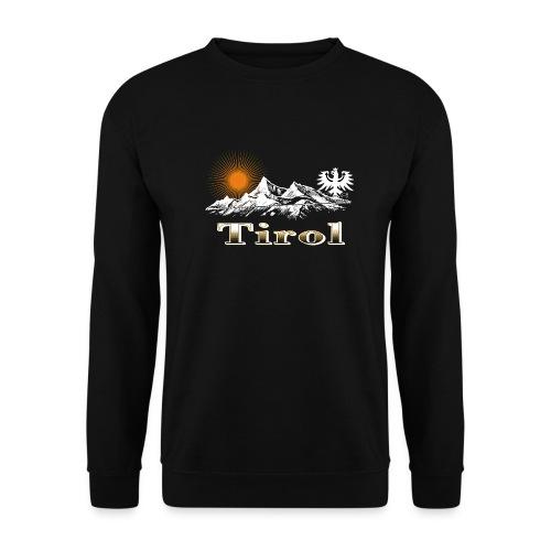 Tiroler Berge - Männer Pullover