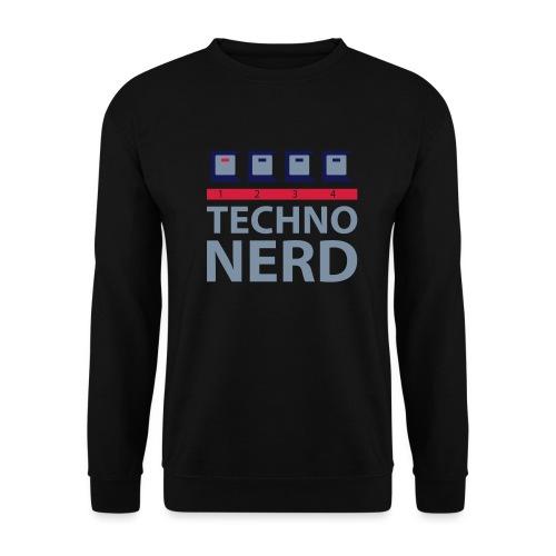 Techno Nerd - Unisex Sweatshirt