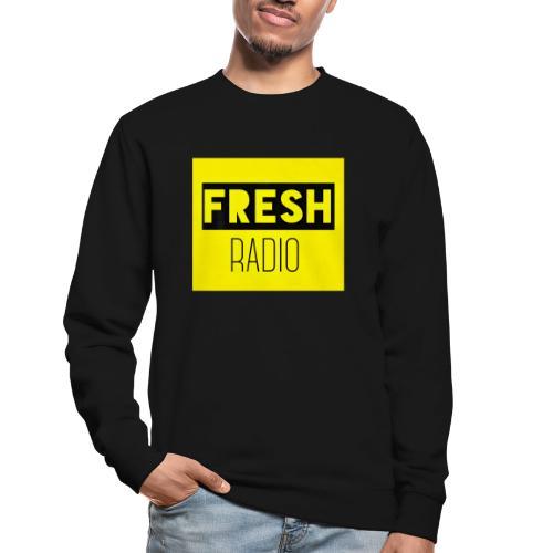 FreshRadio LOGO - Unisex Sweatshirt