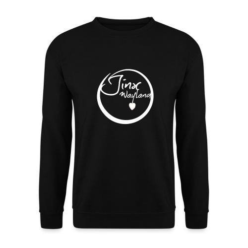 Jinx Wayland Circle White - Men's Sweatshirt