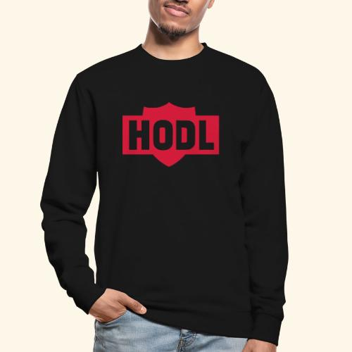 HODL TO THE MOON - Unisex svetaripaita