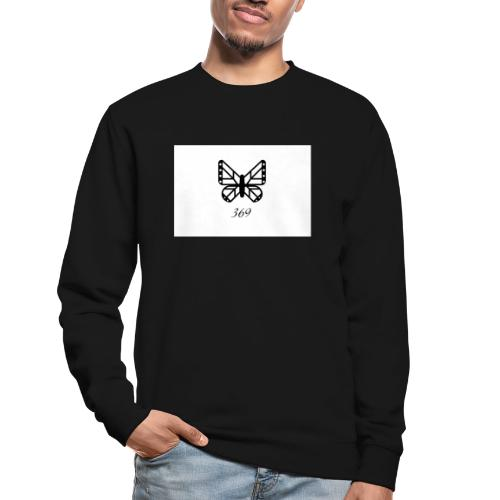 BUTTERFLY DESIGN 369 - Unisex Pullover