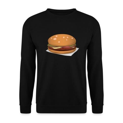 hamburger-576419 - Felpa da uomo