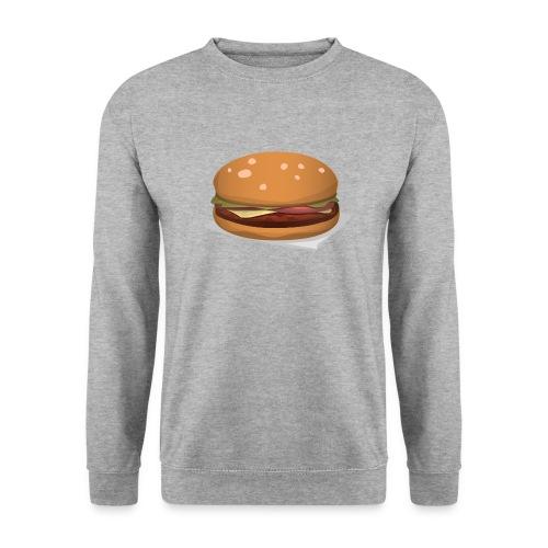 hamburger-576419 - Felpa unisex