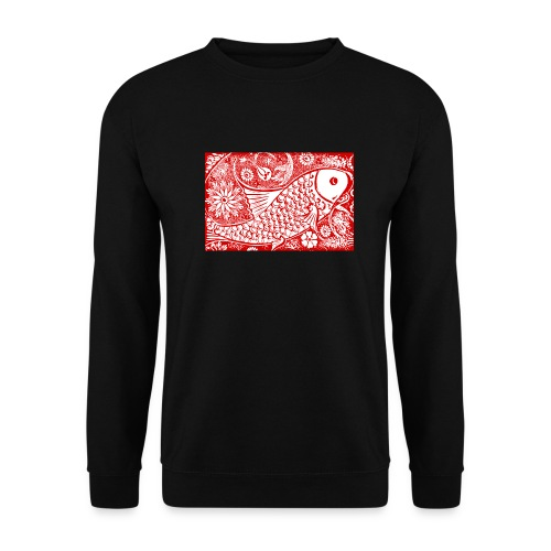 Fish in the sea - Unisex sweater
