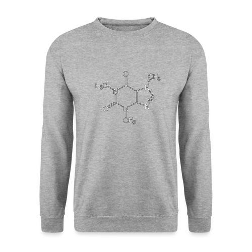 Koffein.png - Männer Pullover