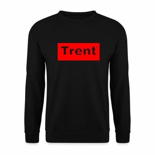 TRENT classic red block - Unisex Sweatshirt