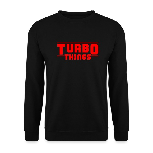 Turbo Things Tuner Mechaniker Auto Shirt Geschenk - Männer Pullover