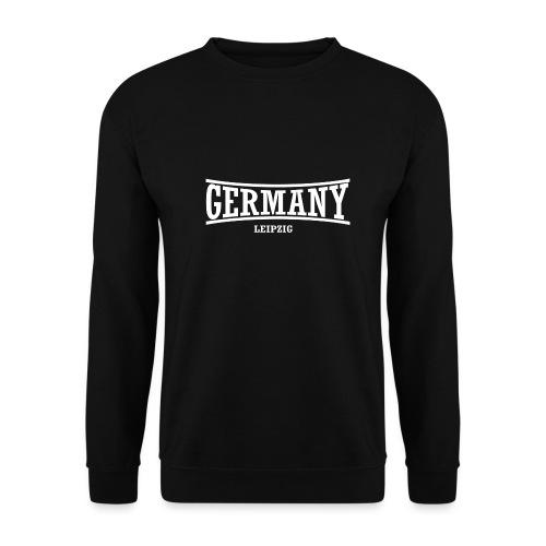 germany-leipzig-weiß - Männer Pullover