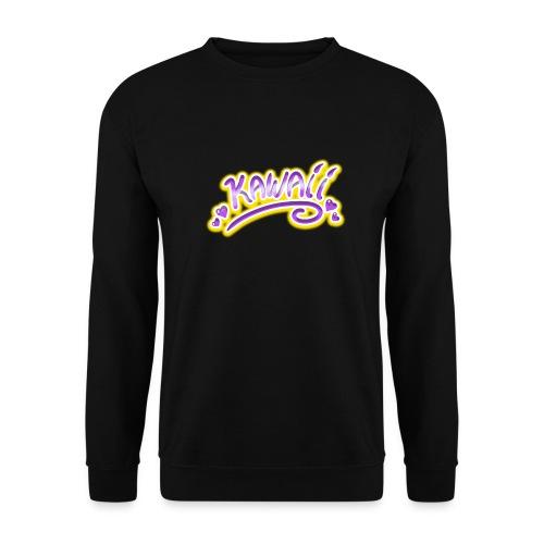 Kawaii Logo! - Sweat-shirt Unisexe