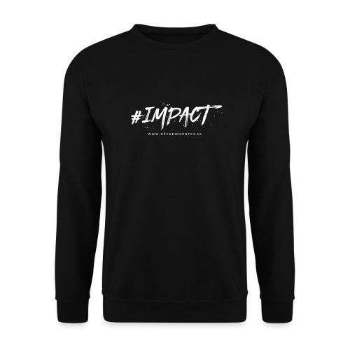 Logo impact - Unisex sweater