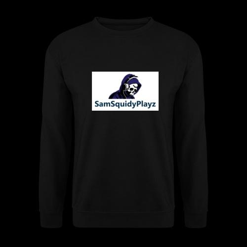 SamSquidyplayz skeleton - Unisex Sweatshirt