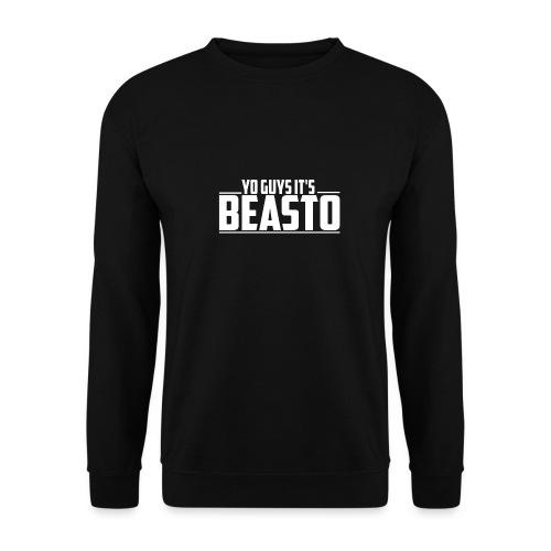 'Yo Guys It's Beasto' Clothing - Men's Sweatshirt