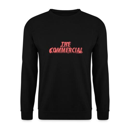 The Commercial Design #1 (Salmon - Unisex Sweatshirt