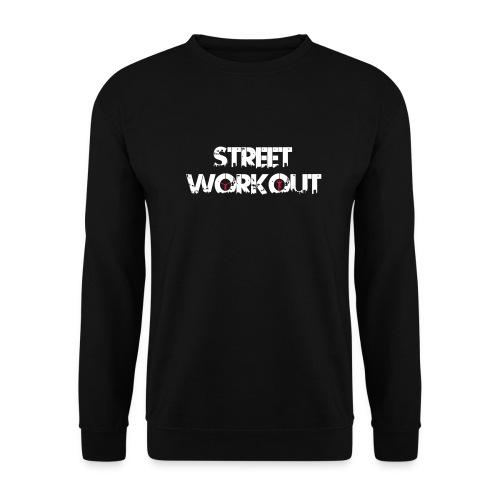 Street Workout - Männer Pullover