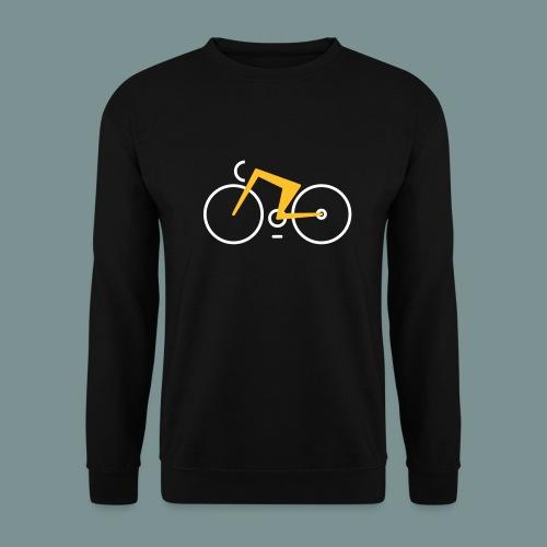 Bikes against cancer - Unisex sweater