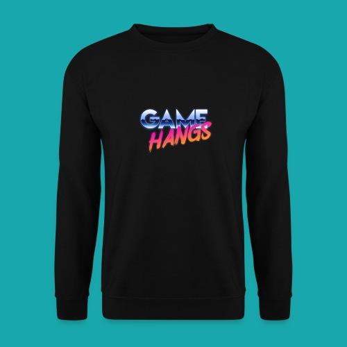 GameHangs Snapback - Men's Sweatshirt