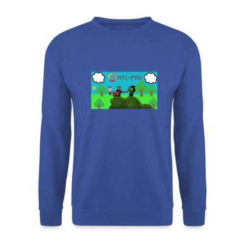 Maglietta Immagine Mario Anti-Pro - Felpa da uomo