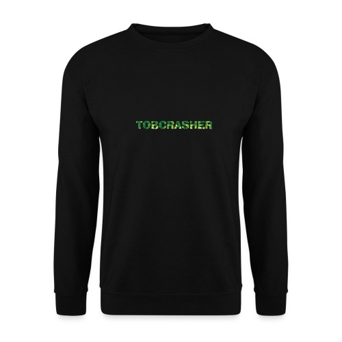 Tshirt Green triangles big - Männer Pullover