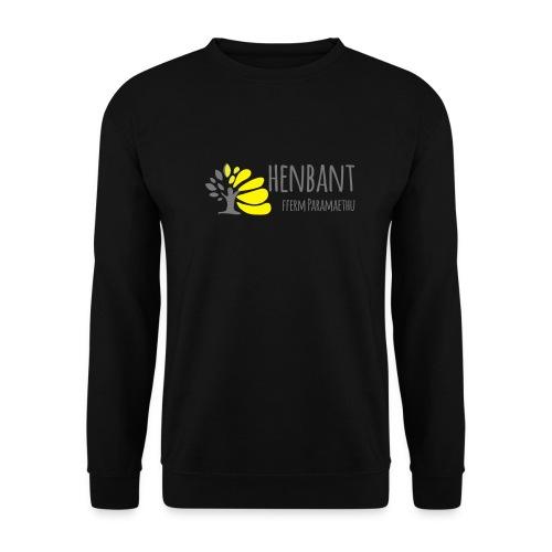 henbant logo - Unisex Sweatshirt