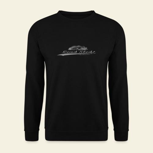 lead sled grey - Herre sweater