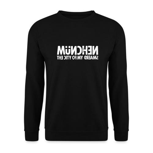 München (white oldstyle) - Unisex Pullover