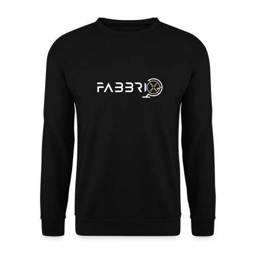 FABBRIXX white gold HQ SHOP - Felpa da uomo