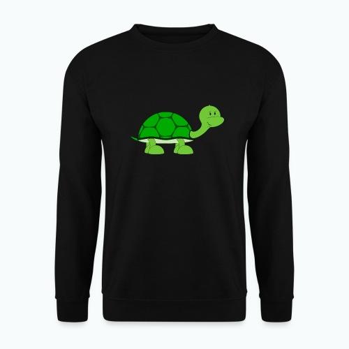 Totte Turtle - Appelsin - Unisextröja
