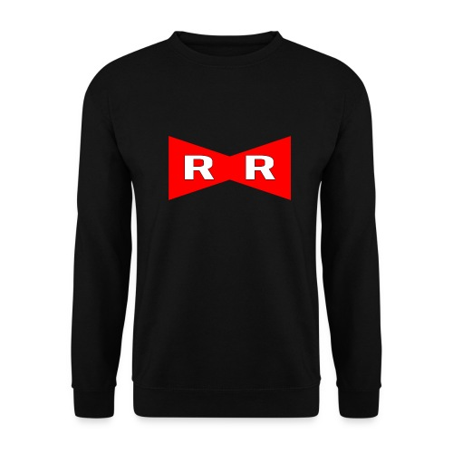 Red ribbon - Unisex Sweatshirt
